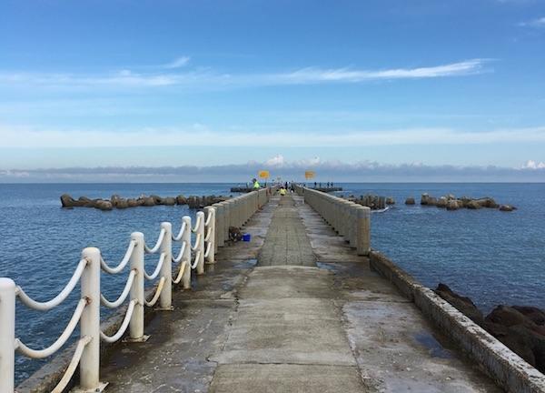 絶景の日本海