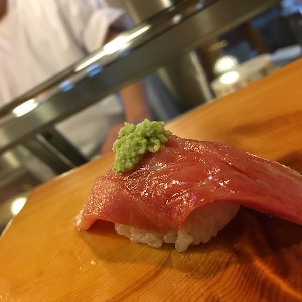 吉乃寿司さんのお寿司